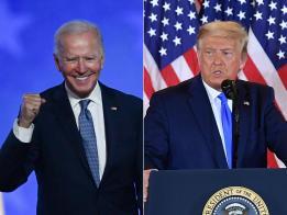 两人都有把握获胜? 美国总统选举最后五个摇摆州决胜负