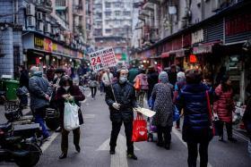 中国武汉大街