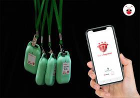 合力追踪便携器以、手机应用