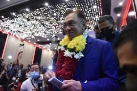 公正党领袖安华