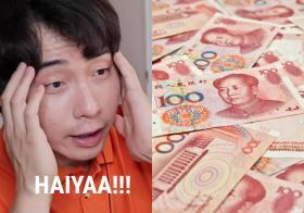用人民币炒饭最香? 怕得罪中国网民罗杰叔叔光速道歉撤片惹议