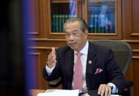 马国首相慕尤丁