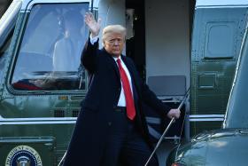 依旧我行我素:特朗普最后的白宫岁月