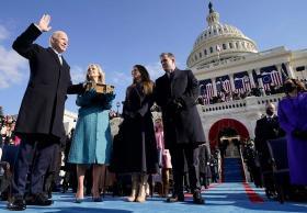 美国总统就职典礼