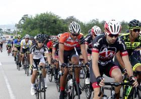 新加坡第一届公路脚踏车竞赛