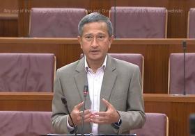 新加坡外交部长维文