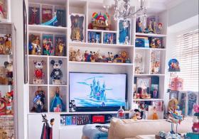 组屋里的迪士尼
