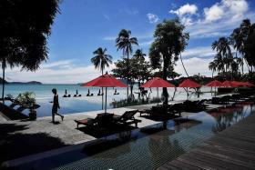 泰国普吉岛