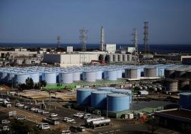 日本福岛第一核电站