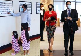 """""""因为这是一门有用的语言"""" 毕丹星夫妇让女儿在幼儿园学华语"""