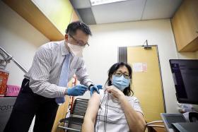 接种冠病疫苗