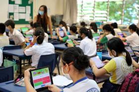 新加坡学生
