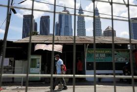 马来西亚街景