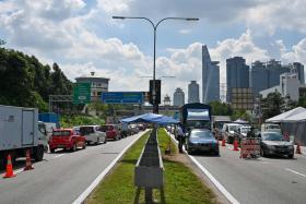 马国6月1日起全国全面封锁两周第一天
