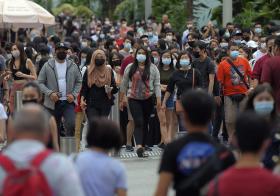 越来越多新加坡大龄女性选择单身