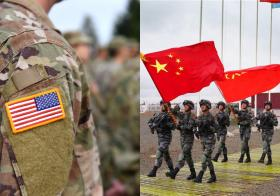 中美军事实力大比拼:一个以量取胜,一个以质取胜?