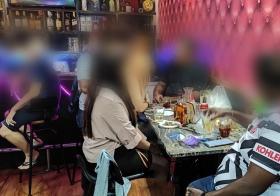 位于幸运商业中心的3 Kings Pub被吊销餐饮执照