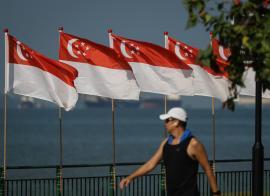 新加坡解封进度不会走回头路 也不会一夜间解放