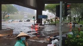 全球气温上升祸害多,新加坡恐难避免更多强风暴雨
