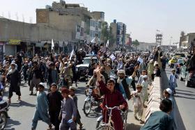 阿富汗人民