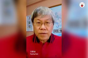 工人党前后港区议员方荣发
