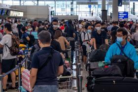 香港再掀移民潮:有小孩的家庭占七成,英国是首选目的地