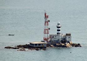 白礁(Pedra Branca Island)